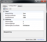 Coffee.Vitality3 - Configuration
